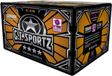 GI SPORTZ 4 STAR 2,000 ROUND PAINTBALL CASE