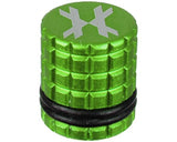 HK Army Fill Nipple Cover- Neon Green