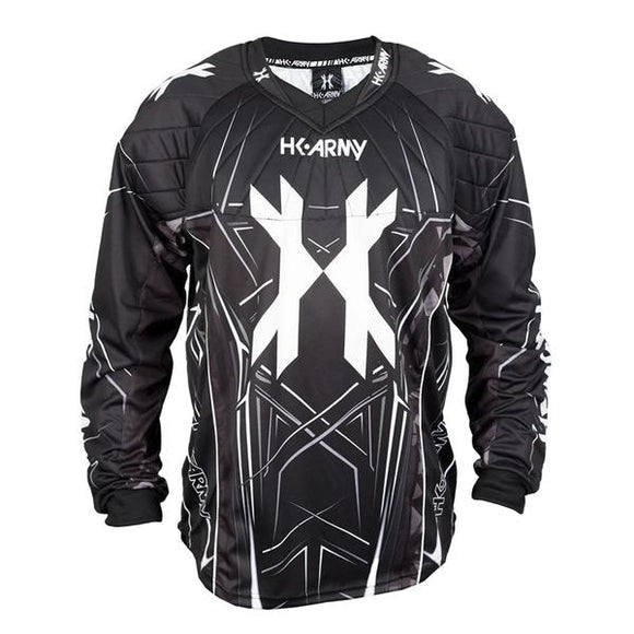 HK Army HSTL Line Jersey - Black/Grey