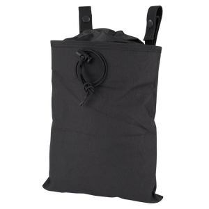 Condor 3 Fold Magazine Recovery Pouch / Dump Pouch - BLACK