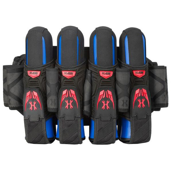 HK Army Magtek Harness - Red - 4+3+4