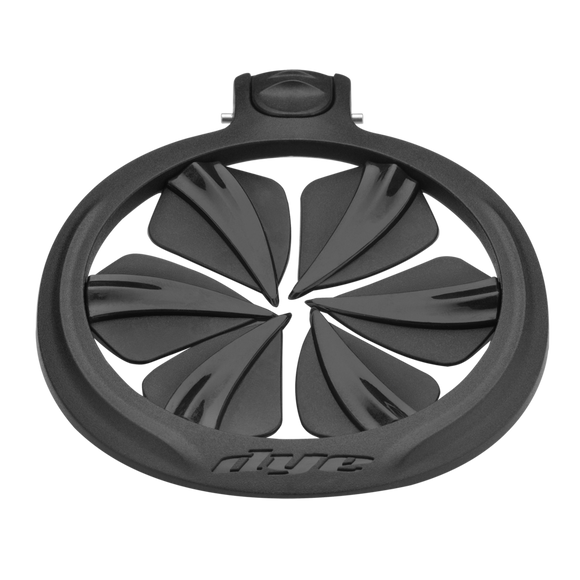 Dye Rotor R2 Quick Feed Lid- Black