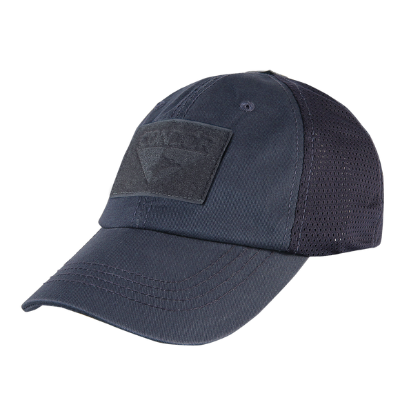 CONDOR MESH TACTICAL CAP - NAVY