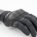 VALKEN ZULU FULL FINGER TACTICAL PAINTBALL GLOVES - BLACK