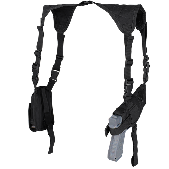 CONDOR UNIVERSAL SHOULDER HOLSTER - BLACK