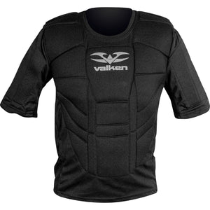 VALKEN IMPACT PADDED CHEST PROTECTOR - BLACK