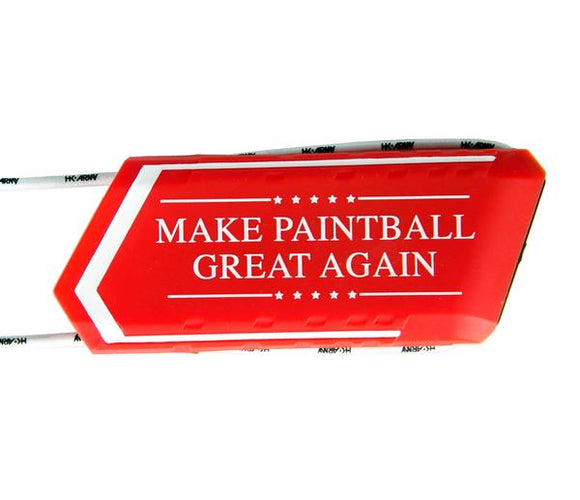HK Army Ball Breaker Barrel Cover - Make Paintball Great Again