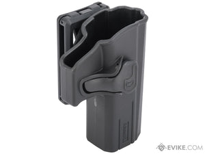 Cytac Strike Systems Hardshell Holster (Model: CZ P07/P09 / Belt Clip)