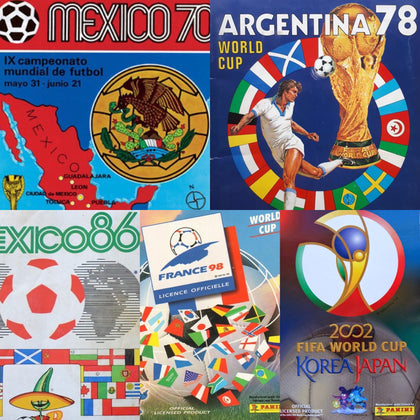 World Cup Albums