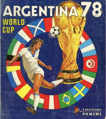 Argentina 1978 Panini FIFA World Cup album
