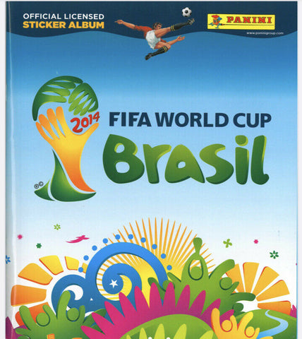 Brasil 2014 Panini FIFA World Cup album
