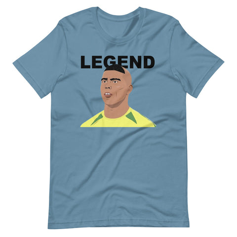 Ronaldo 2002 Short-Sleeve Unisex T-Shirt