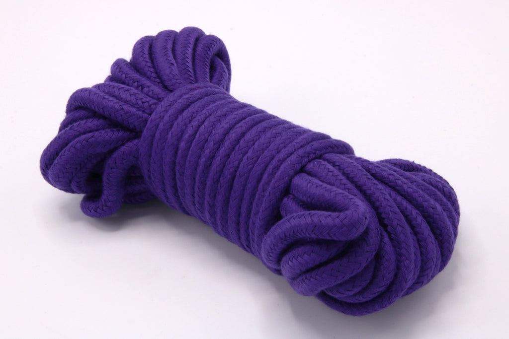 Cotton Bondage Rope Crocodildo