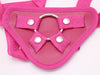 pink lady strap on harness crocodildo 03