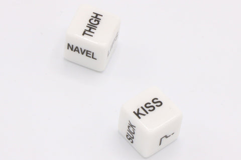 G005A - Sex Dice - Love Making Fun Dice