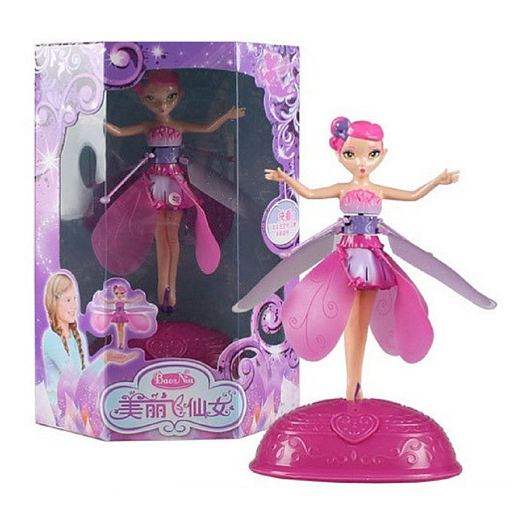 Flying Fairy Doll Shoppy
