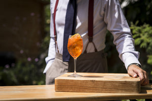 Cocktail Selection - How to Make an Aperol Spritz
