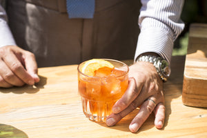 Cocktail Selection - How to Make a Negroni