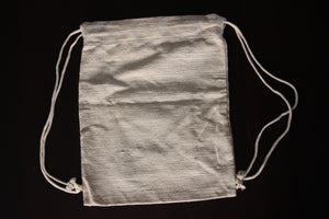 Hemp Drawstring Biodegradable Bag