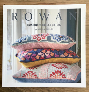 Rowan Cushion Collection, by Arne & Carlos