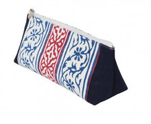 Load image into Gallery viewer, Grace Triangle Zipper Pouch