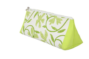 Grace Triangle Zipper Pouch