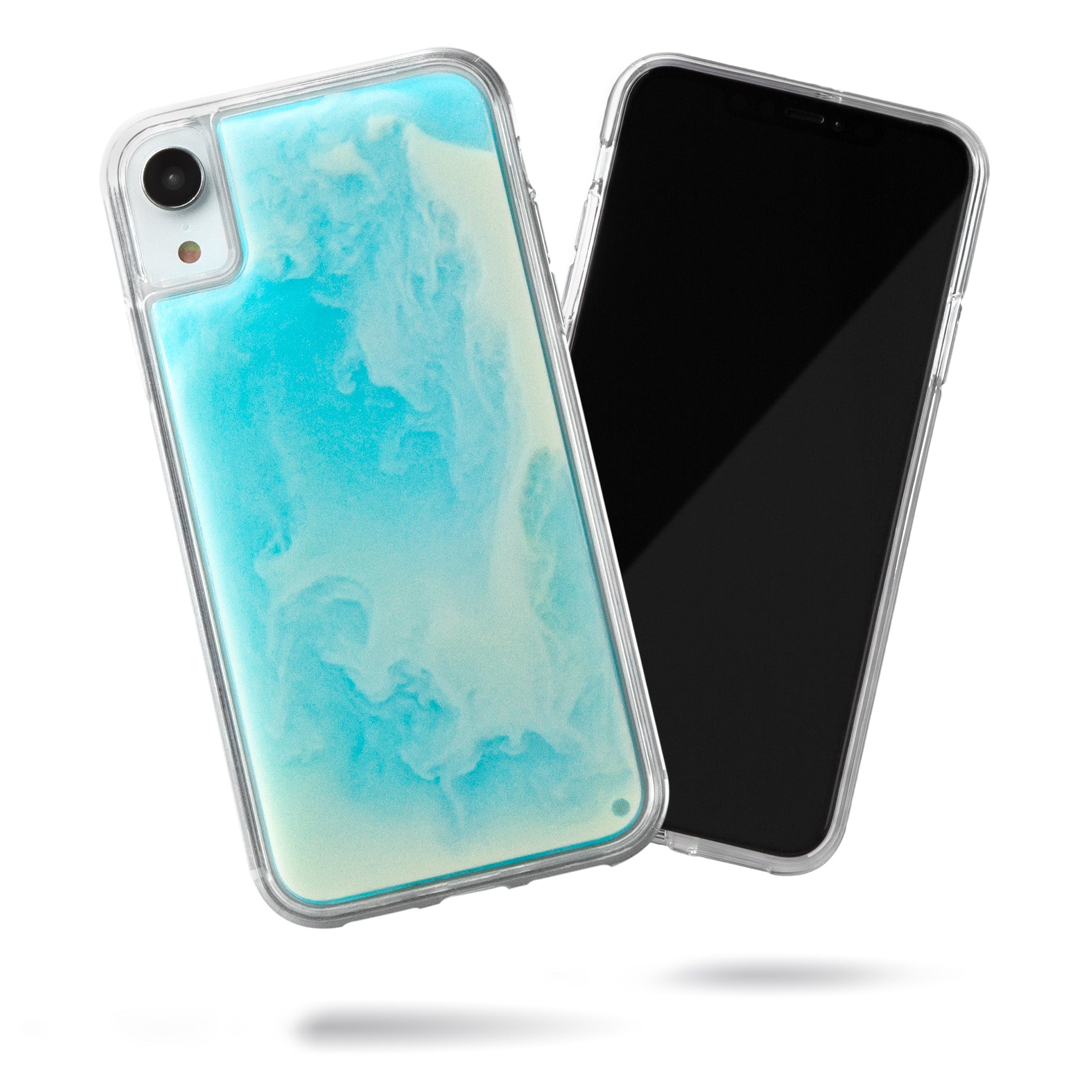 Neon Sand iPhone XR Case - Ocean and Beach