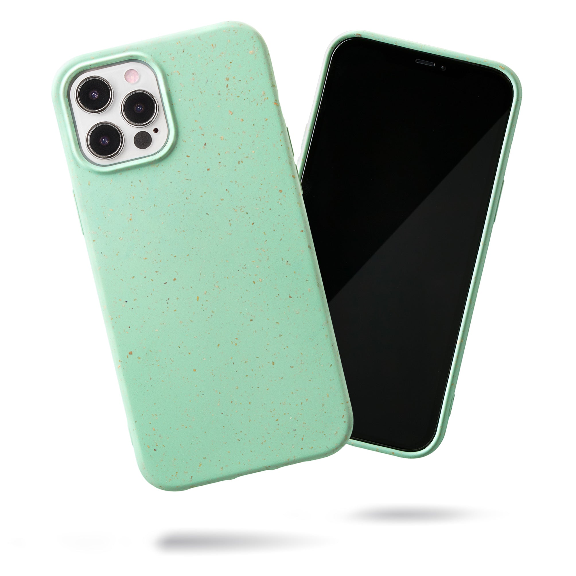Eco Warrior iPhone 12 Pro Max Case - Pistachio Harvest