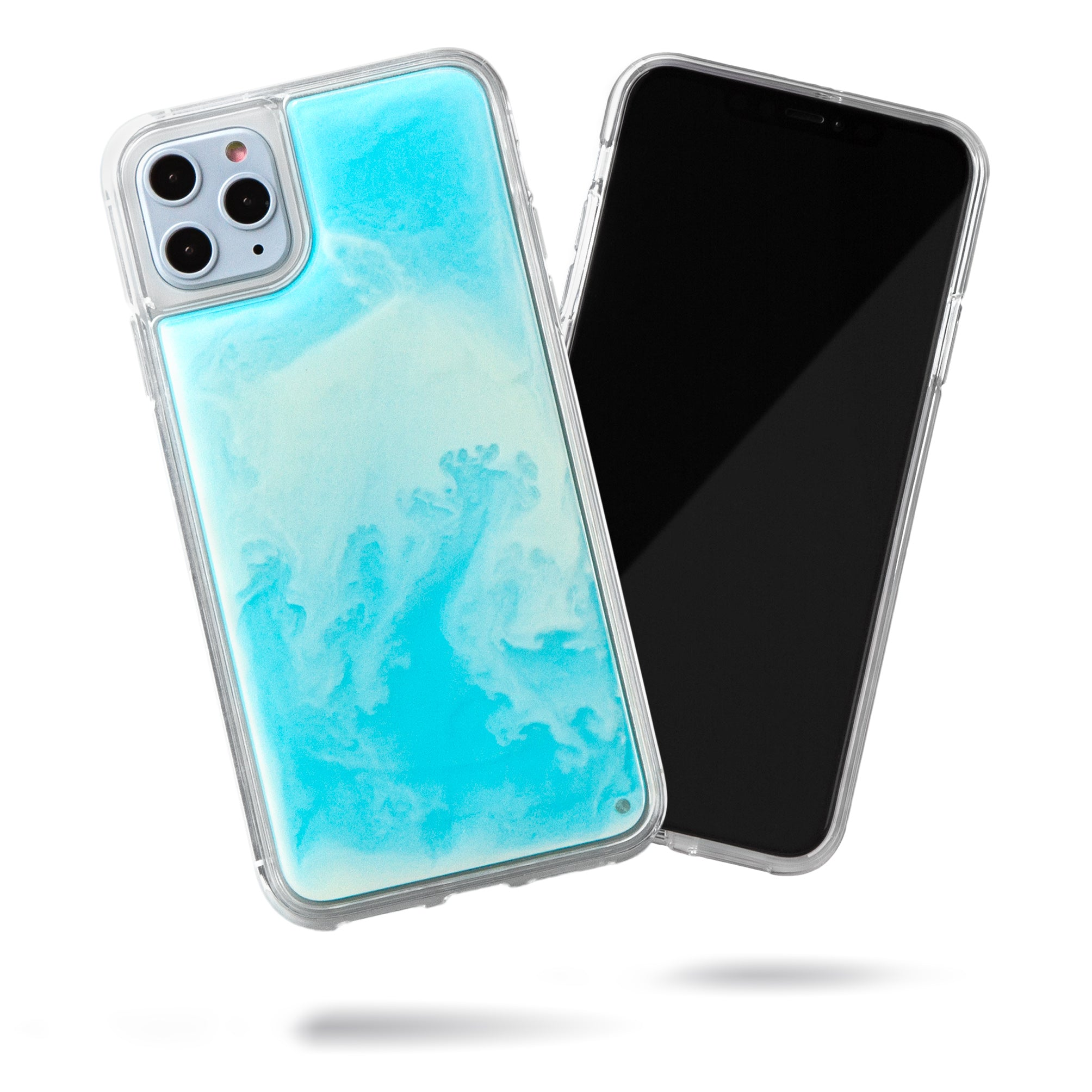 Neon Sand iPhone 11 Pro Max Case - Ocean and Beach