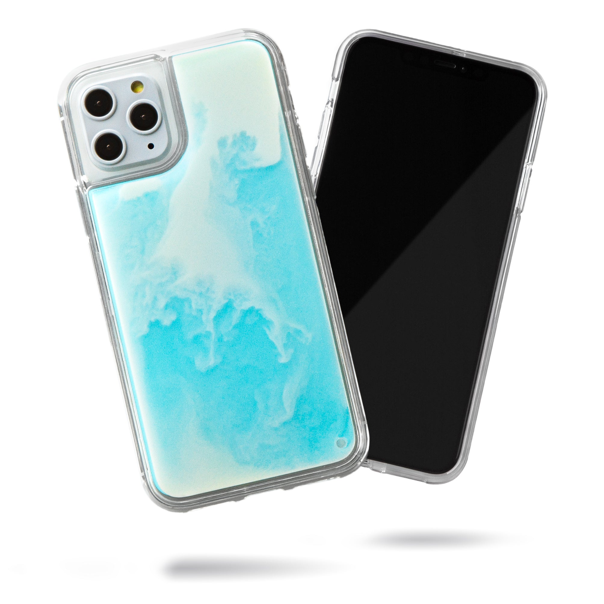 Neon Sand iPhone 11 Pro Case - Ocean and Beach