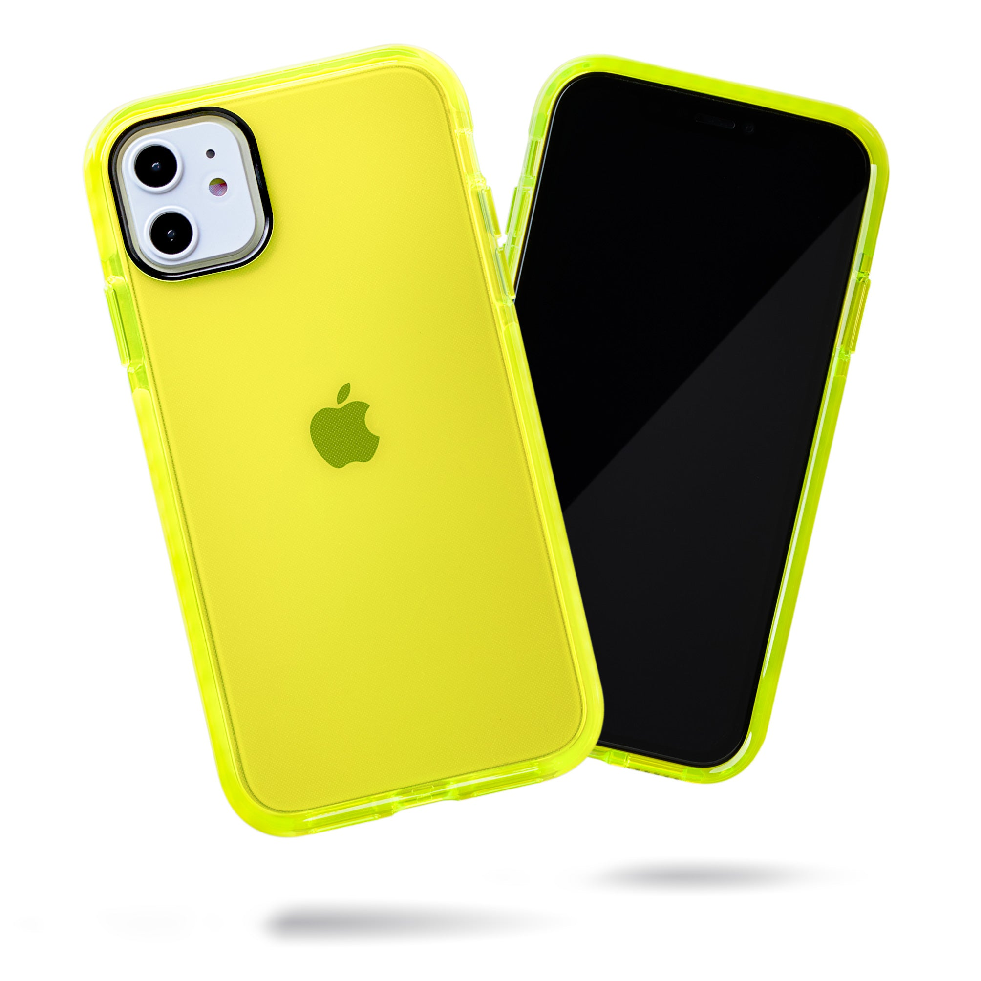 Barrier Case for iPhone 11 - Hi-Energy Neon Yellow