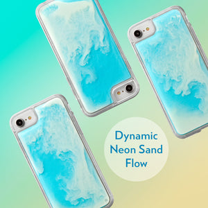 Neon Sand iPhone SE/8/7 Case - Ocean and Beach