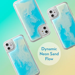 Neon Sand iPhone 11 Case - Ocean and Beach