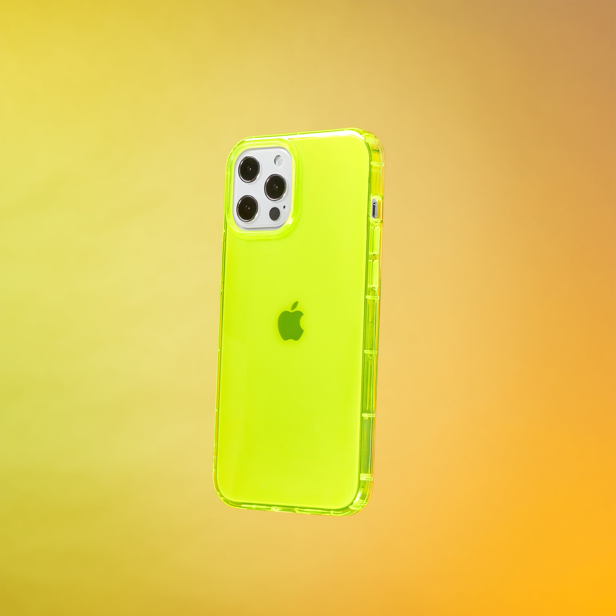 Highlighter Case for iPhone 12 Pro Max - Conspicuous Neon Yellow – STEEPLAB
