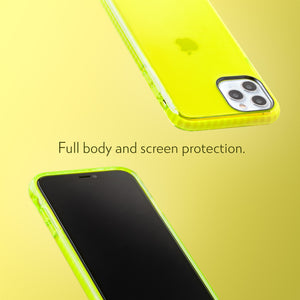 Barrier Case for iPhone 11 Pro - Hi-Energy Neon Yellow