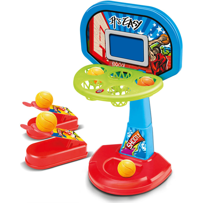TU GIOCHI - BASKETBALL 2IN1
