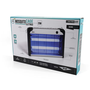 DICTROLUX - Mosquito Cage elettrico 20 Watt