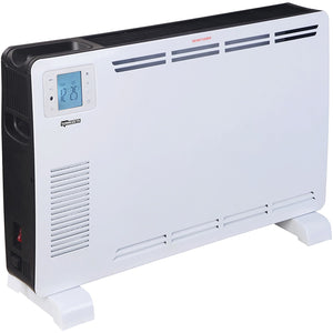 TERMOZETA - Termoconvettore design con display 2000 Watt