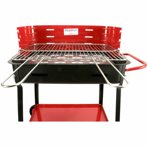 "Barbecue ""HOLIDAY"" h80x53x39cm con ruote"