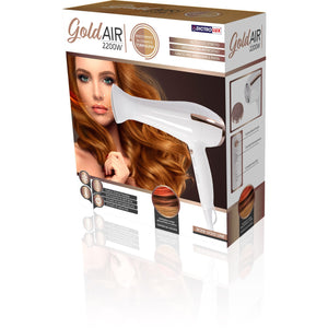 DICTROLUX - Phon Gold Wind professionale 2200 Watt