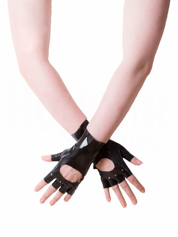Moulded Latex Moto Glove