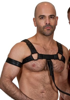 Neoprene Bulldog Harness