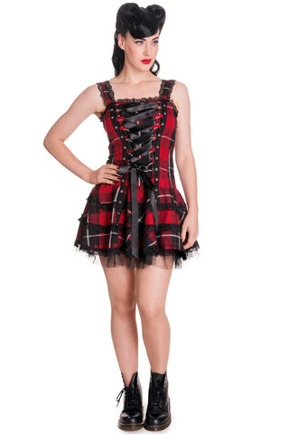Tartan Harley Dress