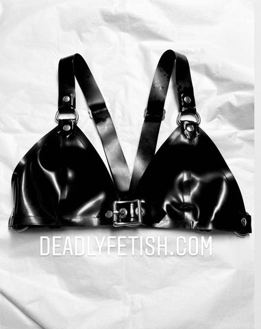 Deadly Fetish Instock Latex: Bra #10