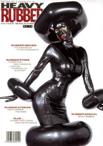 Heavy Rubber Fetish Magazine No. 14
