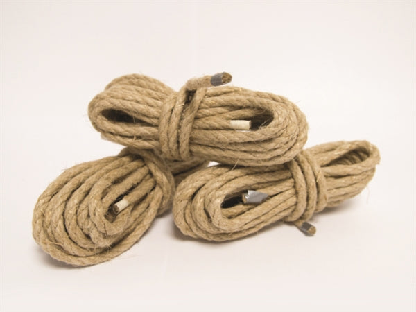 Hemp Bondage Rope Set of 3