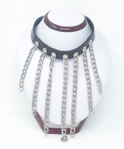 Drop Chain Collar