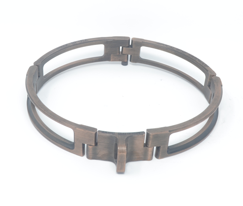 Hinged Aluminium Collar