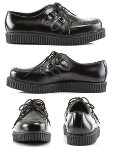 Leather Creeper (White on Sale)