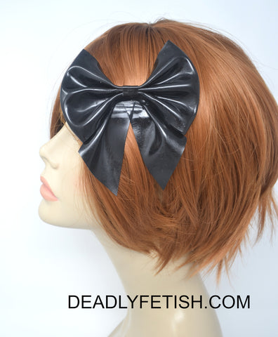 Deadly Fetish Instock Latex: Bow Clips